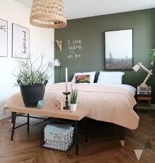 Slaapkamer Inspiratie Groen Modern Slaapkamer Styling Lisanne Van De