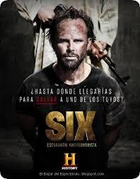 Six Temporada 2 audio español