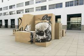 Truly Design Anamorphic Illusions By Street Art Collective Truly Design