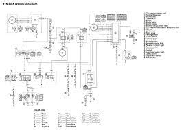 2001 yamaha warrior wiring diagram 1987 yamaha warrior 350 wiring delco radio wiring color code at Delco 09357129 Wiring Diagram