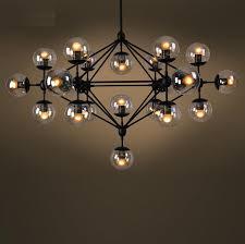 modern lighting. New Modern Lighting Modo Glass Chandelier Jason Miller Pendant Lamp  Suspension Fixture 5,10,15,21 Heads Vintage LED-in Lights From Modern Lighting N