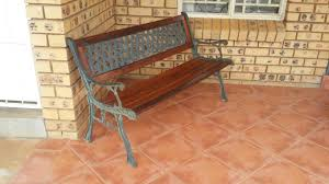 ornamental iron benches cast metal bench wooden also diy wood corner garden bench iron storage old wrought