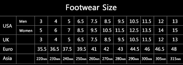 Chuck Taylor Shoes Size Chart Converse Shoe Size Chart Shoes For Men Online