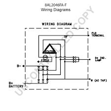 prestolite leece neville 8al2046fa f wiring diagram