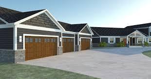 4 car garage house plans. House Plan 6 Car Garage Plans And Home Design 4 With Loft Apartment Floor R