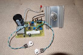 diyfan adjustable lab power supply Heat Sink Design this small heatsink is only for test purposes and in the final product there will be a much bigger heatsink and maybe also a fan
