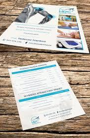 Physiotherapy Leaflet Design Leaflet Design Physiotherapy Rehabilitation Massage