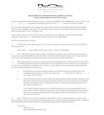 Office Rental Agreement Template Office Space Lease Agreement Template Commercial Property