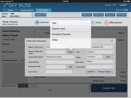 handyman estimating software free handyman software program for service estimating dispatch skyboss