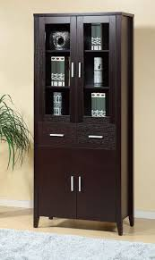 Glass Door Cabinet Id Usa Furniture Distributor No 14904 Book Cabinet Features