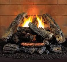 procom hearthsense a 2 ventless gas logs remote ready 18 or 24 inch