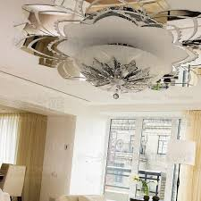 ornate decorative acrylic mirror wall stickers flower superb decorative wall mirrors on the ceiling decor decal