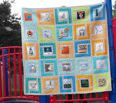 Custom Made Baby Clothes (T-Shirt) Memory Quilt - X-Large Size ... & Custom Made Baby Clothes (T-Shirt) Memory Quilt - X-Large Size Adamdwight.com