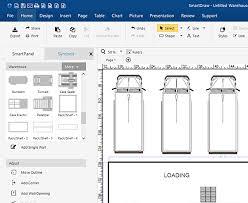 floor plan symbols electrical. Add Warehouse Symbols To Your Layout Floor Plan Electrical R