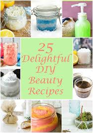 25 delightful diy beauty scrubs lotionore
