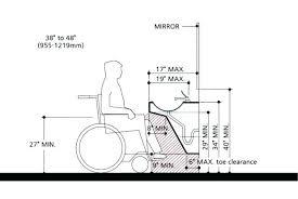 ada bathroom sink height. Handicap Sink Height Home And For Ada Bathroom Vanity Requirements Decorations 4 R