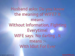 The Meaning Of Wife Funny Quote Wife Meaning In Tamil Free