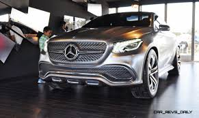 new car 2016 usaMercedesBenz GCode Concept Is ChinaPenned GLB Design Study
