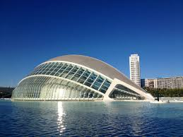 Modern Famous Architectural Buildings And Famous Spain Architecture