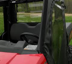 gcl doors rear window and top no windshield 2016 18 mid size polaris ranger 500 570 etx ev