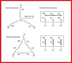 elec wiring diagram wirdig wiring diagram for star and delta connection