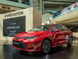 2020 Toyota Corolla Launched In The Uae Uae Yallamotor