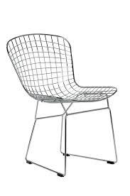 bertoia wire chair kids