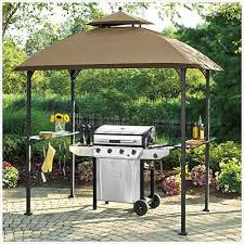 solar patio umbrella lights get view wilson fisher windsor grill gazebo with shelves