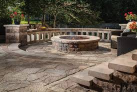patio stones home depot. Fire Pit Stones Home Depot Build A Simple Cheap Outdoor Makeshift Patio