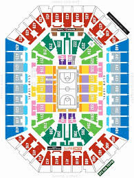 Seating Chart Fiserv Forum Bucks Seating Chart Seating Chart