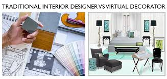 Designer Vs Decorator Traditional Interior Designer Versus Virtual Decorator MISS ALICE 33