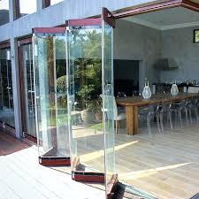 glass bifold doors. Glass Bifold Doors Door Projects Inspiration Creative Decoration Bi Folding And Aluminum Windows Interior M