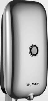 commercial soap dispenser wall mounted stainless steel electronic healthminder sjs 1050