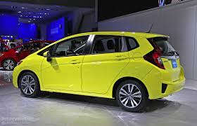 honda fit 2016 yellow. Modren Fit 2015 Honda Fit Live Photos And 2016 Yellow A