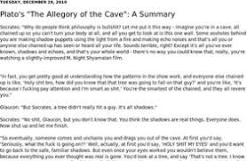 plato allegory of the cave essay plato s quot allegory · expand cave allegory plato essay
