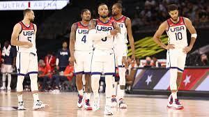 Nigeria stuns Team USA men's basketball ...