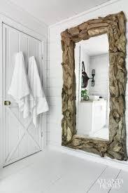 reclaimed wood bathroom mirror. Reclaimed Wood Mirror | Oak Framed Wall Mirrors Distressed Bathroom R