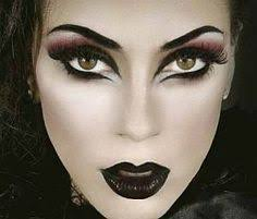 cool witch makeup for