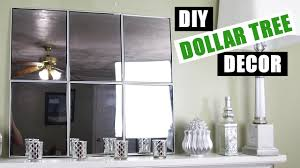 dollar tree diy mirror wall art dollar diy mirror room decor diy mirror mantle decor