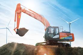 Medium Excavators Hitachi Construction Machinery
