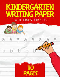 Lessons i've learned from years of teaching five year olds. Get Your Free Copy Of Kindergarten Writing Paper With Lines 110 Dashed Line Practice Pages For Letters And Numbers Ages 3 5 By Alpha Press Booksprout