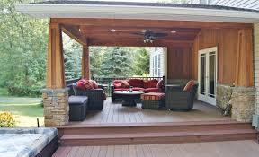 Outdoor Great Room With Awesome Covered Structure In Sparta NJ Outdoor Great Room