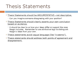 example of thesis statement for essay example of an essay a thesis statement