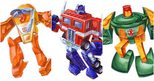 Director travis knight breaks down the designs of the original transformers and explains why they're so striking and iconic. The Transformers 1984 The 5 Best 5 Worst Autobots Ranked
