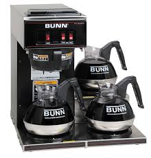 Industrial Coffee Makers Decanter Coffee Brewers In Bunn Industrial Coffee Maker 20137