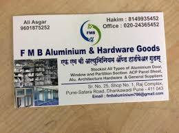 fmb aluminium hardware photos dhankawadi pune pictures images gallery justdial