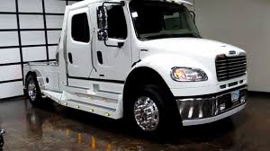 Small Picture 2007 Freightliner sportchassis ranch hauler luxury 5th wheel