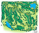 Randolph Golf Complex - Dell Urich Golf Course - Layout Map ...