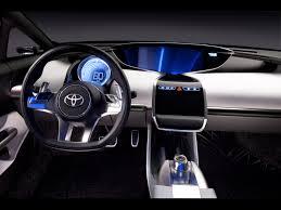2012 Toyota NS4 Plug-In Hybrid Concept - Dashboard 2 - 1280x960 ...