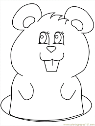 Small Picture Prairie Dog Coloring Page GetColoringPagescom